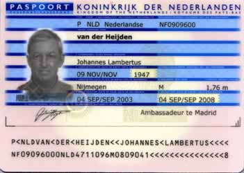 how to find my passport number