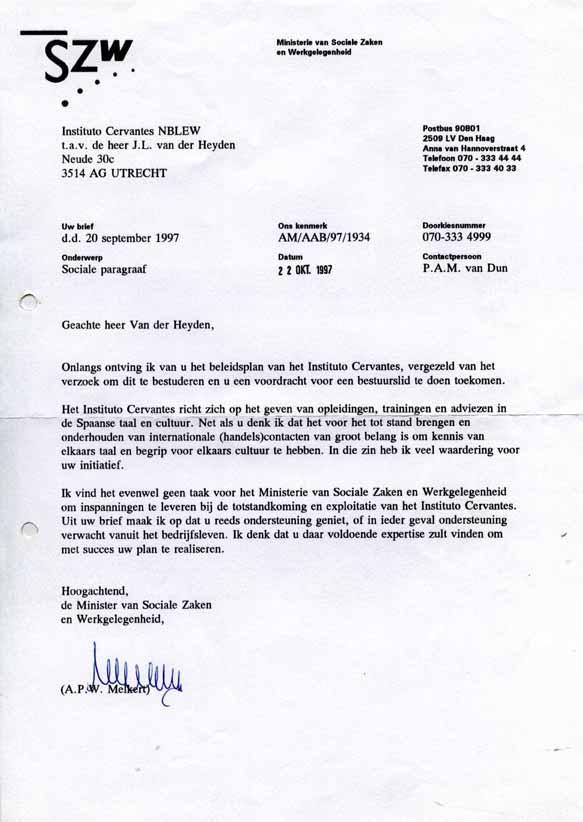promotie brief voorbeeld Promotie Brief Voorbeeld | gantinova